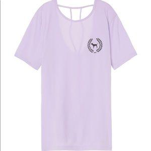 Victoria's Secret Pink Tee Shirt medium